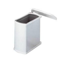 Poubelle monobac de capacité 18 litres