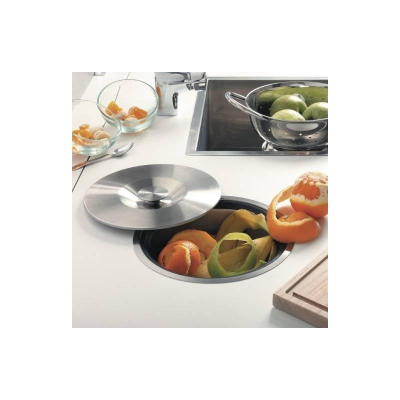Vide dechet encastrable plan de travail 10l Accessoires de cuisines