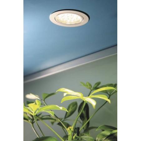 Spot LED Extra-plat à encastrer 1.65W