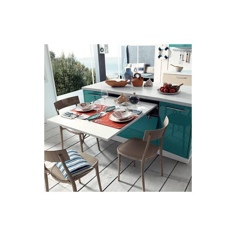 Ferrure De Table A Encastrer Escamotable Accessoires De Cuisines