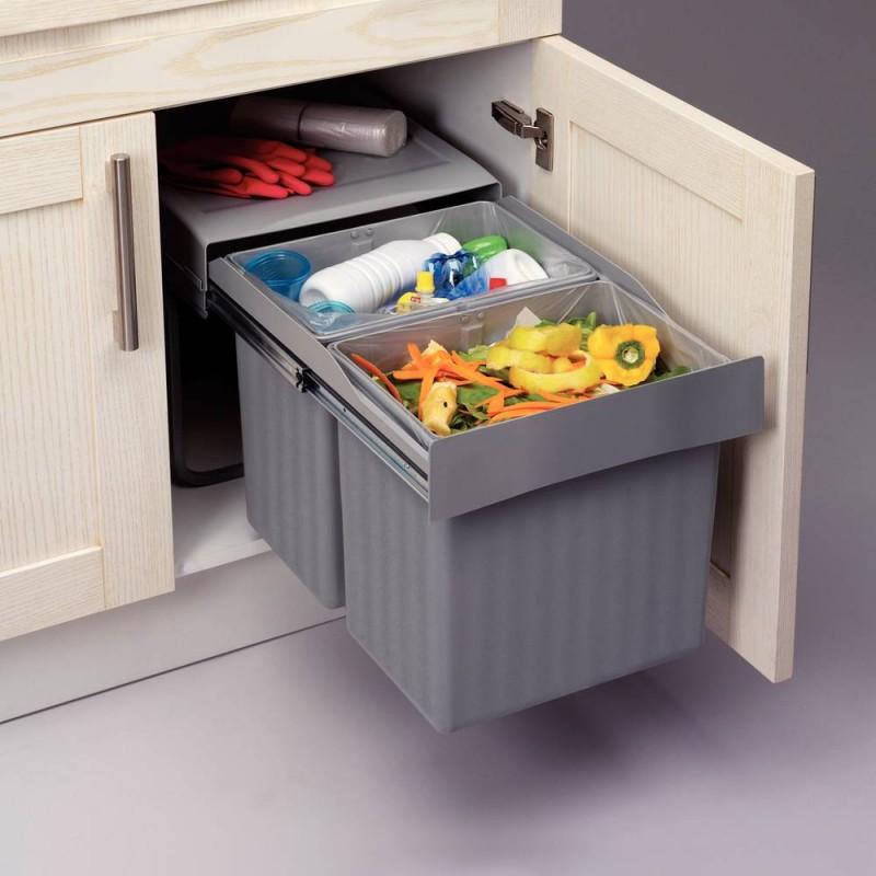 Dustbin Under Kitchen Sink