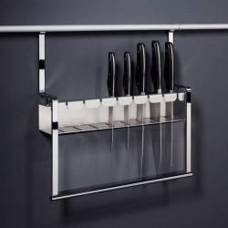 Porte couteaux pour crédence Linero 2000