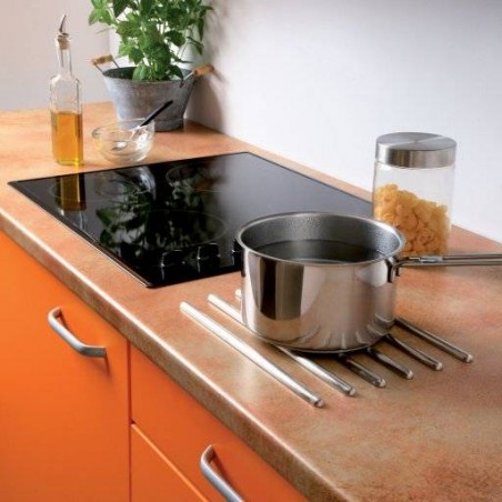 repose plat rectangle inox accessoires de cuisines. Black Bedroom Furniture Sets. Home Design Ideas