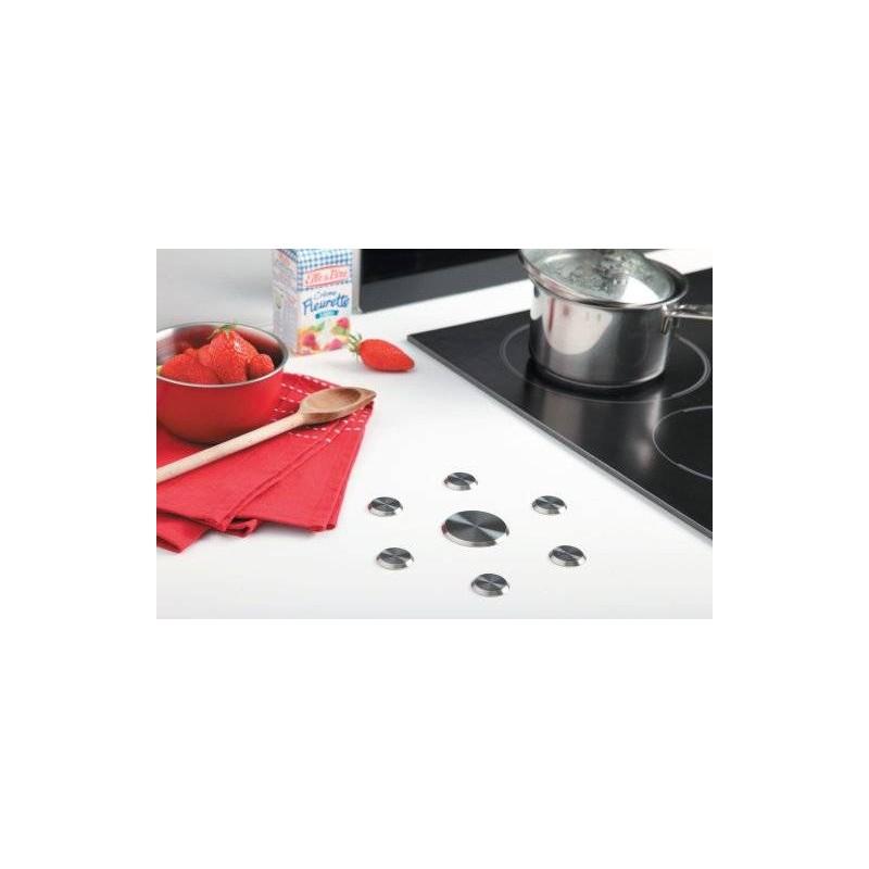repose plat points protection plan de travail accessoires de cuisines. Black Bedroom Furniture Sets. Home Design Ideas