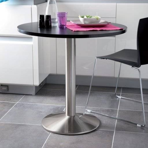 simple pied de table central inox with pied de table central inox. Black Bedroom Furniture Sets. Home Design Ideas