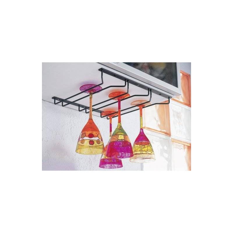Ratelier verre accessoires de cuisines - Groom pour porte en verre ...