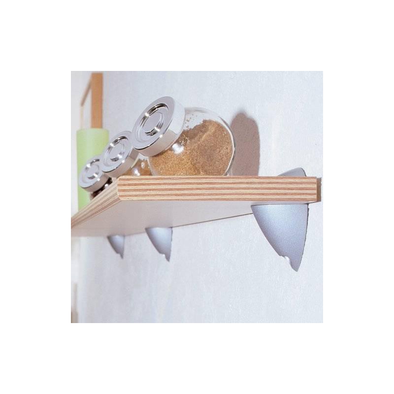 Support design pour tag re verre ou bois accessoires de cuisines - Groom pour porte en verre ...