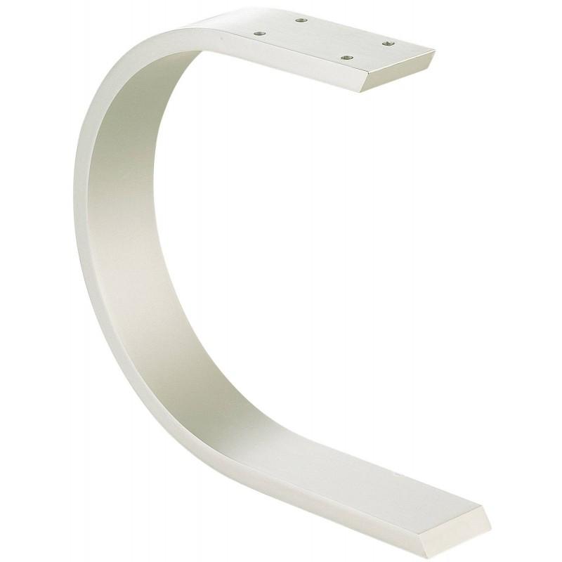 console de bar arrondie aluminium support snack accessoires de cuisine. Black Bedroom Furniture Sets. Home Design Ideas