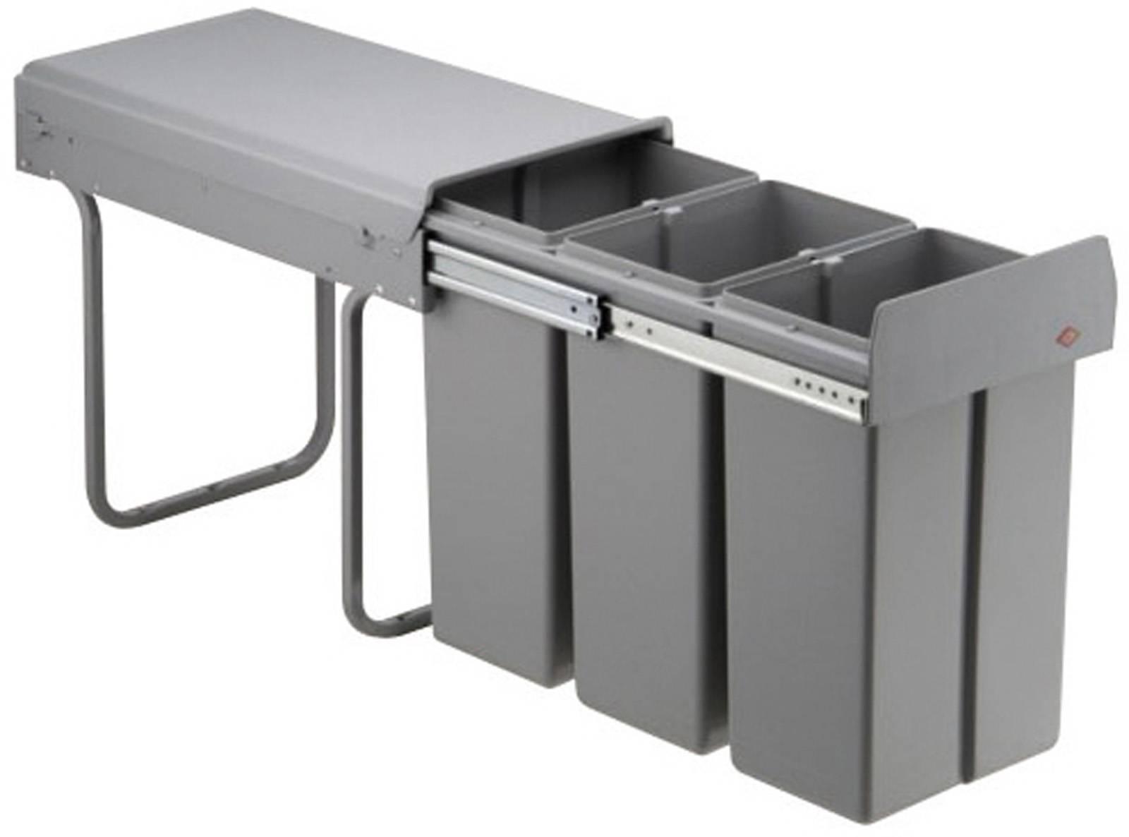 good meuble poubelle poubelle coulissante sous vier ou bacs accessoires de cuisine with poubelle. Black Bedroom Furniture Sets. Home Design Ideas