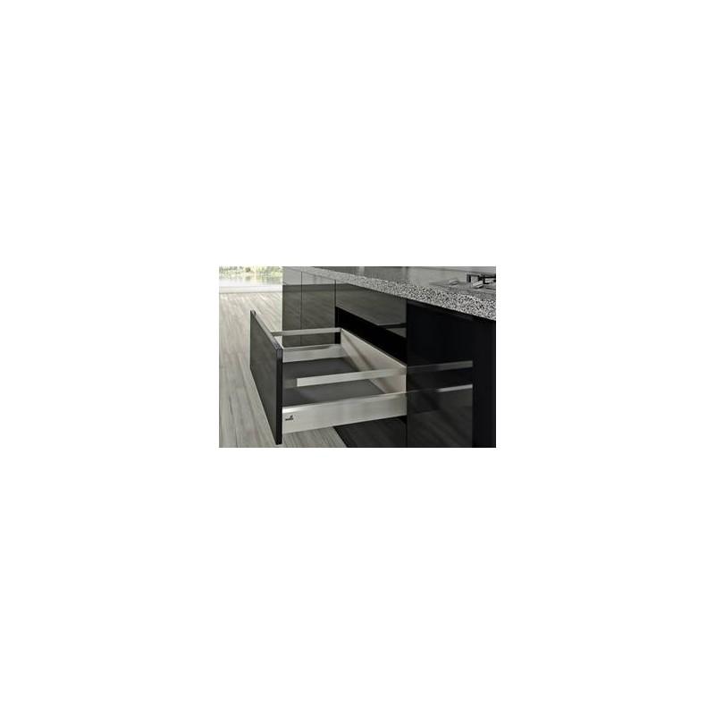 kit tiroir casserolier coulisse bandeau hettich accessoires de cuisine. Black Bedroom Furniture Sets. Home Design Ideas