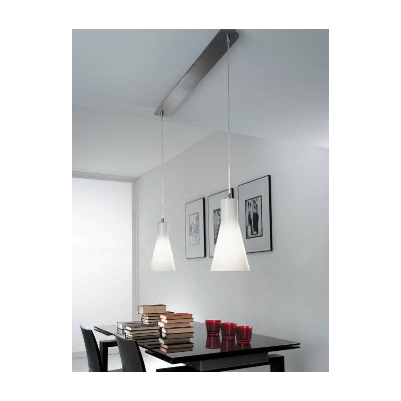 suspension 3 lampes luminaire accessoires de cuisine. Black Bedroom Furniture Sets. Home Design Ideas