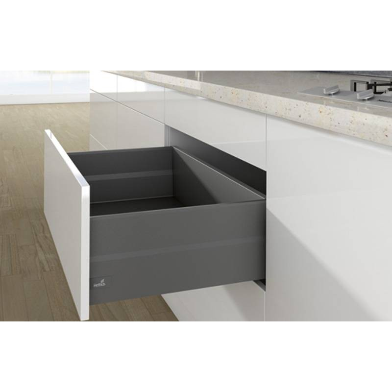 kit tiroir casserolier coulissant hettich accessoires de cuisine. Black Bedroom Furniture Sets. Home Design Ideas