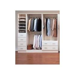 el vateur double de penderie accessoires de dressing. Black Bedroom Furniture Sets. Home Design Ideas