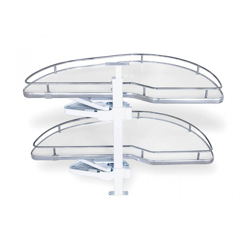 Plateau extractible amenagement meuble bas accessoires de for Rideau pour fenetre demi lune