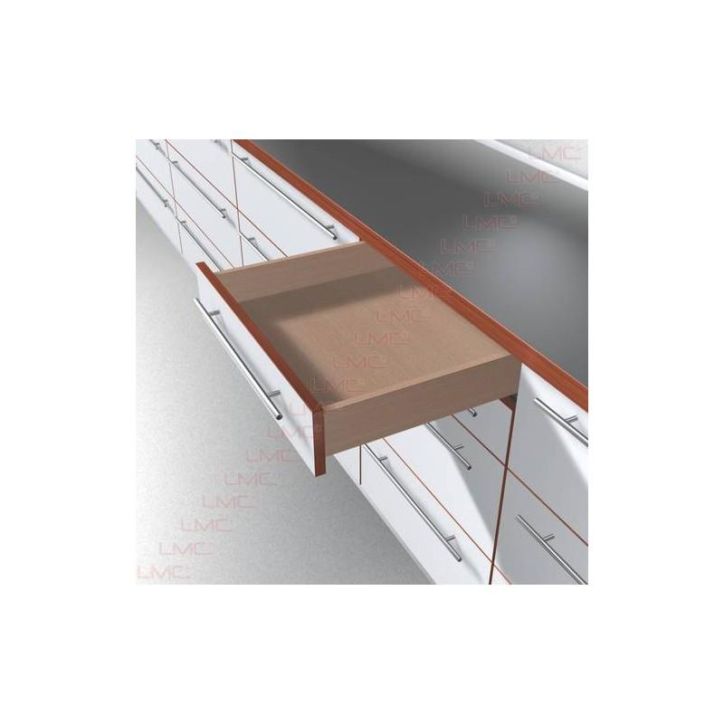 Coulisse tandem blum pour cadre penderie accessoires de - Protection tiroir cuisine ...