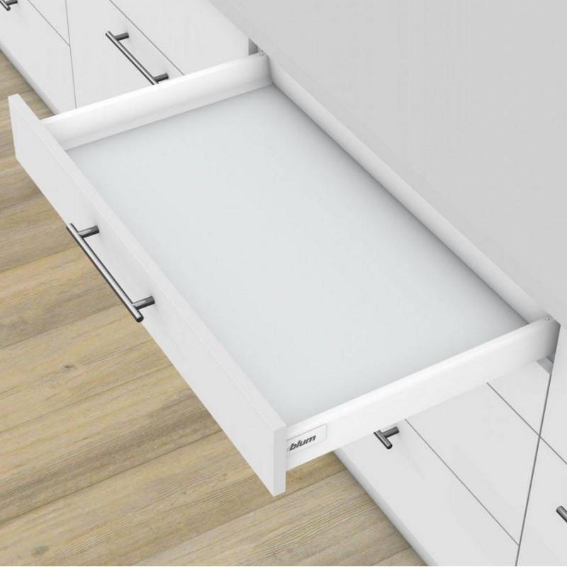 kit tiroir standard m tallique coulisses blum accessoires de cuisine. Black Bedroom Furniture Sets. Home Design Ideas