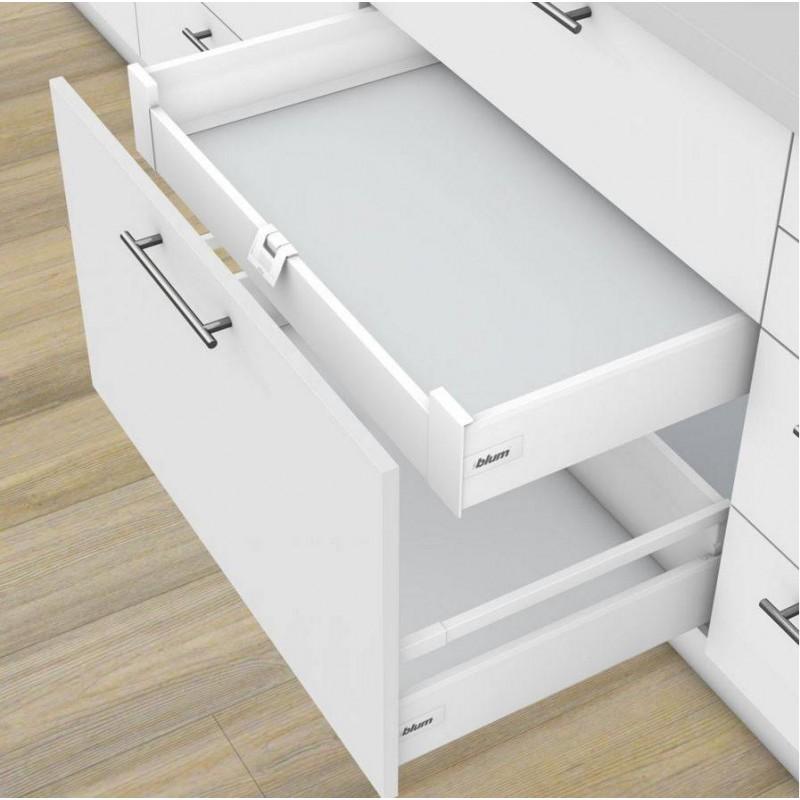 kit tiroir l 39 anglaise sur coulisses blum accessoires de cuisine. Black Bedroom Furniture Sets. Home Design Ideas