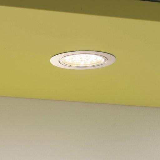 kit spots led extra plat systme connect light accessoires de cuisine - Spot Encastrable Meuble Cuisine