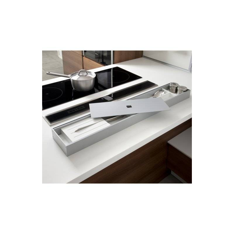 Rangement ustensiles sur plan de travail accessoires de for Support pour ustensiles de cuisine